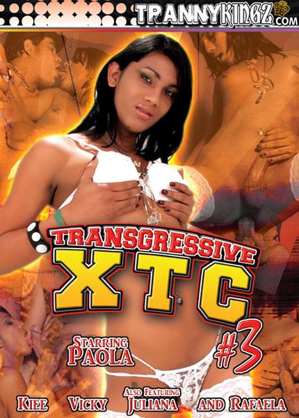 Transgressive XTC 3 (2010) - TS Rafaela, Juliana