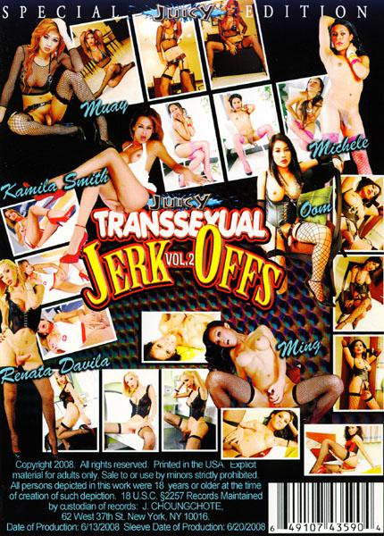 Transsexual Jerk-Offs 2 (2008) - TS Kamila Smith,  Renata Davilla