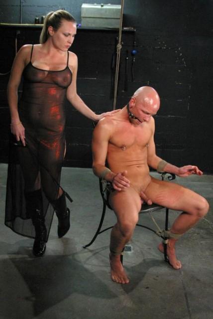 The Strict Mistress - Femdom
