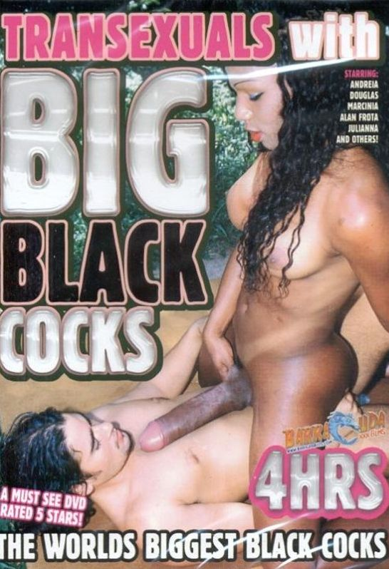 Transexuals With Big Black Cocks (2008) - TS Andreia