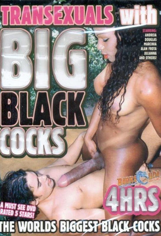 Transexuals With Big Black Cocks (2008) - TS Andreia