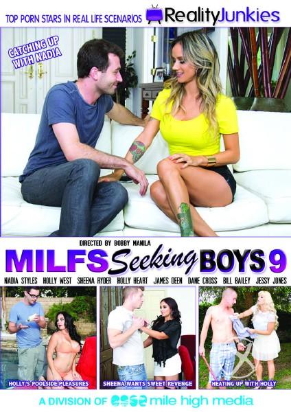 MILFS Seeking Boys 9 (2015) - Nadia Styles