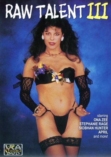 Raw Talent 3 (1988) - Stephanie Rage