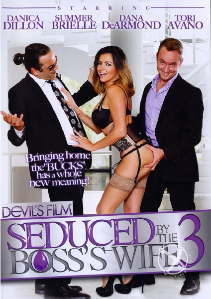 Seduced By The Boss Wife 3 (2015) - Dana Dearmond