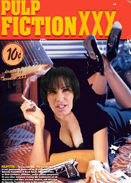 Pulp Fiction XXX (2015) - Shay Fox, Sally Sparrow