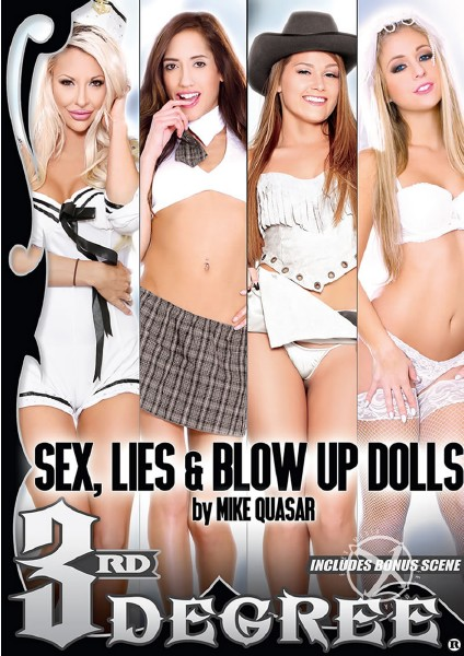 Sex Lies and Blow Up Dolls (2015) - Courtney Taylor, Madelyn Monroe