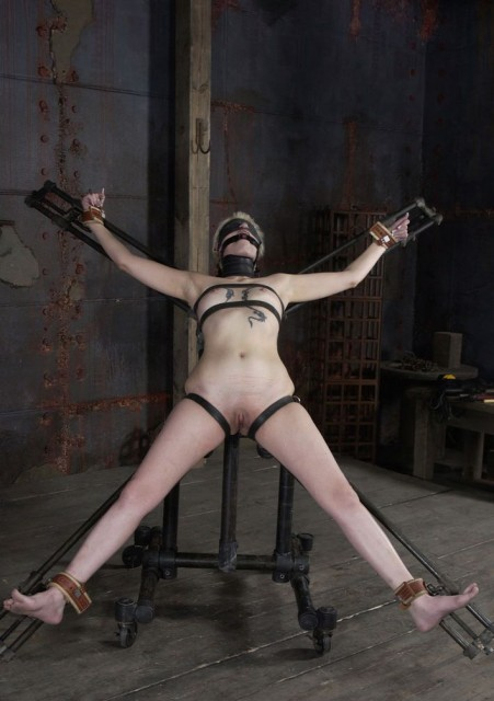 X Marks the Spot - Bondage, BDSM