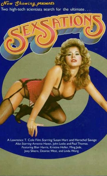 Sexsations (1984) - Kristine Heller, Ming Jade