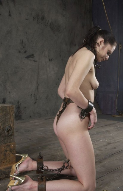 Chaste and Pure Part One - Bondage, BDSM