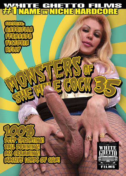 Monsters of She Male Cock 35 (2015) - TS Victoria Ribeiro