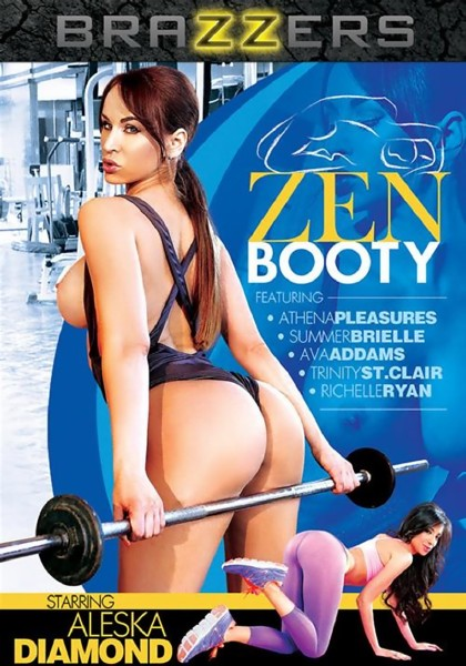 Zen Booty (2015) - Aleska Diamond, Athena Pleasures