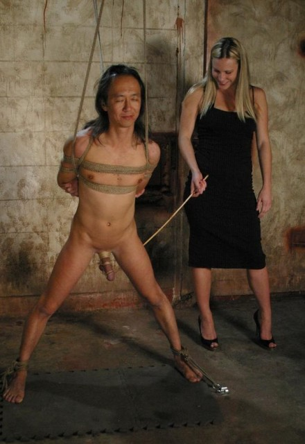 The New Male Sub Audition - Femdom