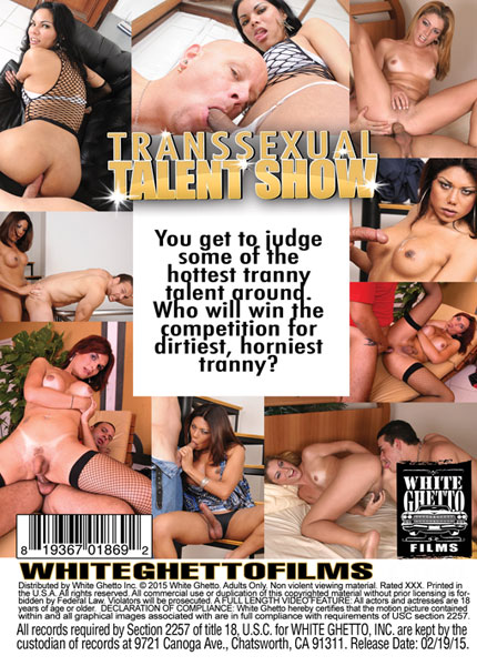 Transsexual Talent Show (2015) - TS Carolina, Rafaella