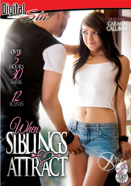 When Siblings Attract (2015) - Lucy Tyler, Sabrina Banks