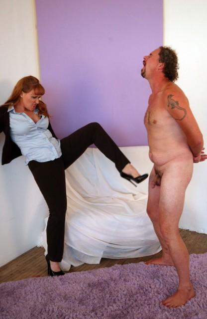 Horny Dog for Feet - Femdom