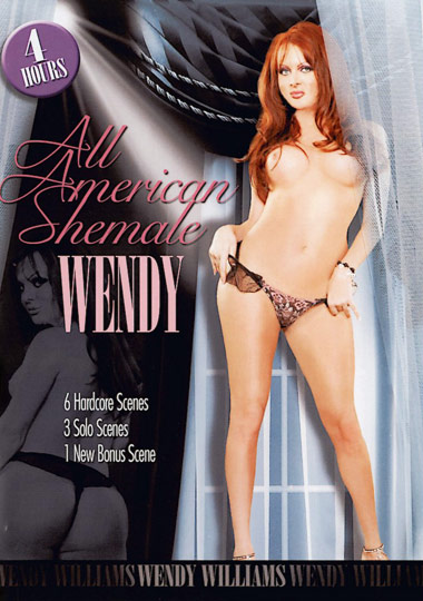 All American Shemale Wendy (2007) - TS Wendy Williams