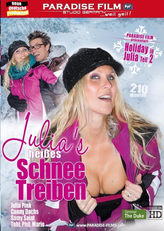 Julias Heisses Schneetreiben (2015) - Conny Dachs, Julia Pink
