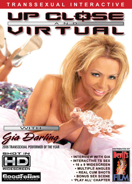 Up Close and Virtual With Gia Darling (2007)