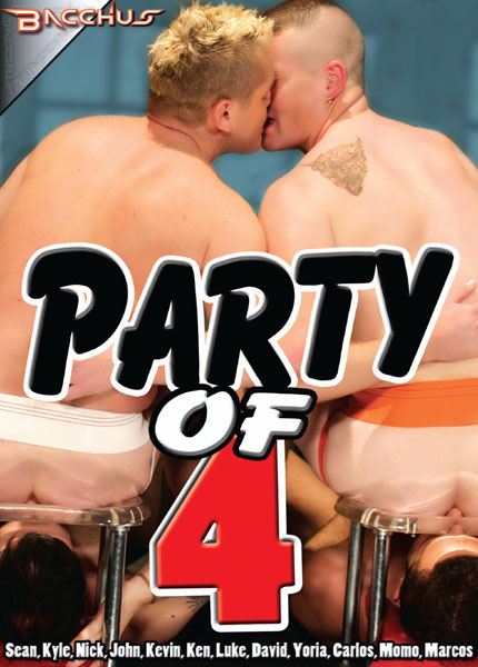 Party of 4 (2015) - Gay Movies