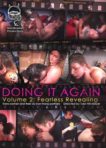 Doing It Again 2 (2014) - TS Billie Holder, Lexy Black