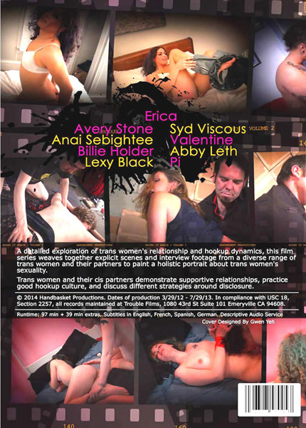 Doing It Again 2 (2014) - TS Billie Holder, Lexy Black