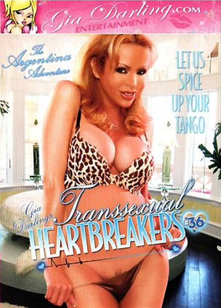 Transsexual Heart Breakers 36 (2007) - TS Azul Melina