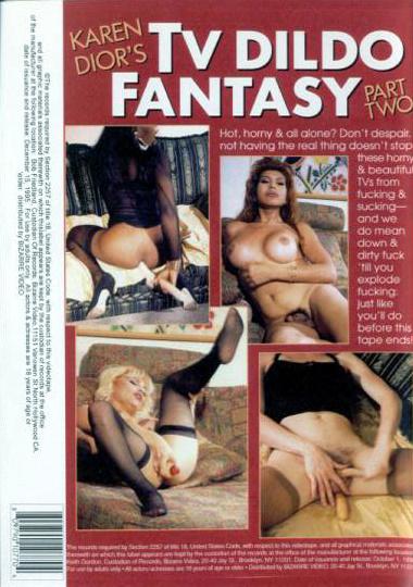 TV Dildo Fantasy 2 (2005)