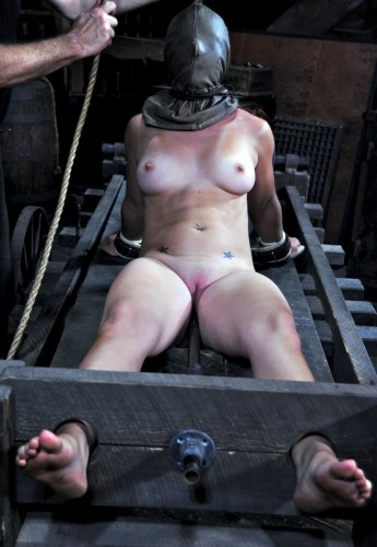 All Stretched Out  - Bondage, BDSM