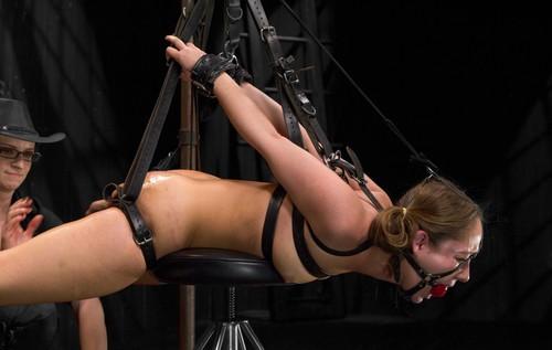 anal bondage dildo