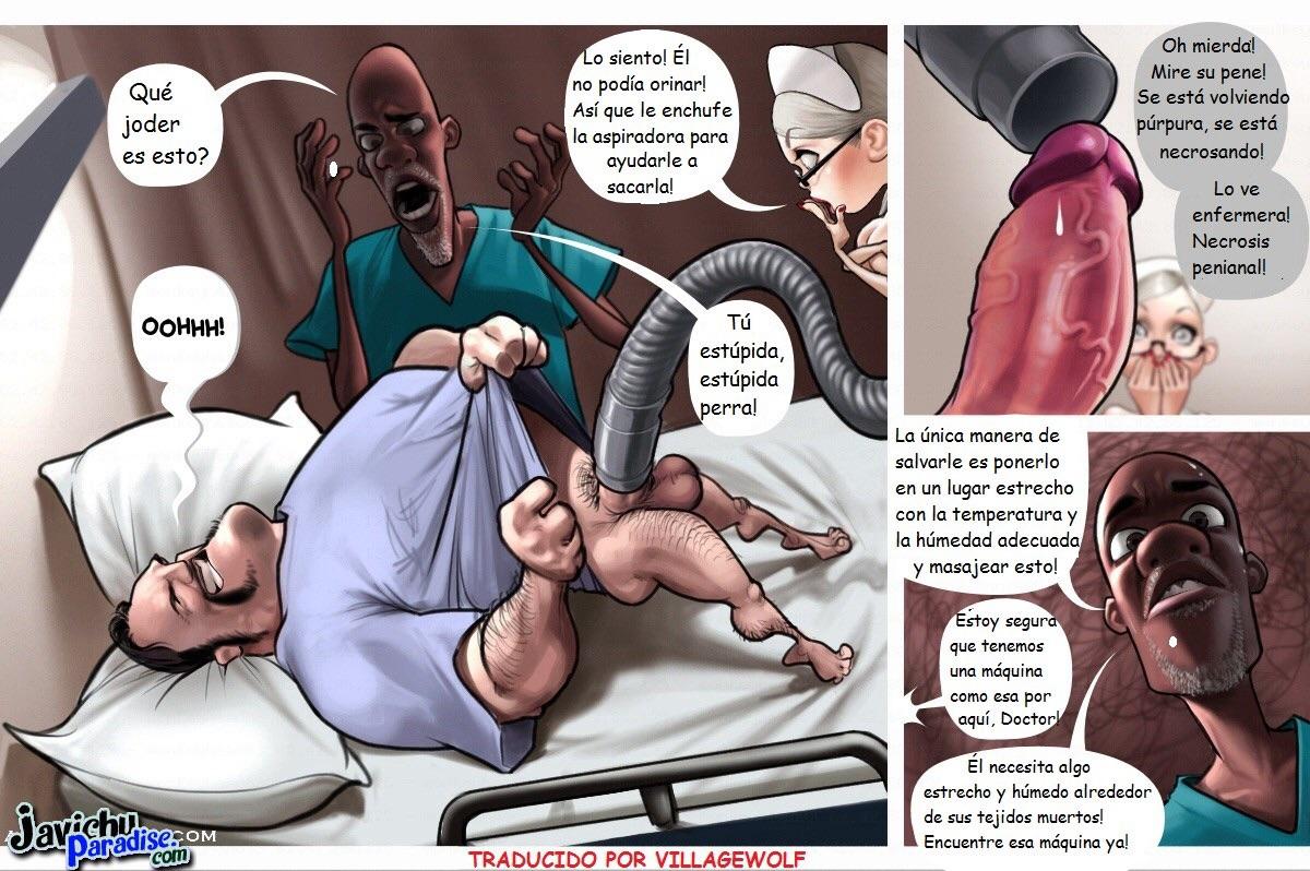 Culona del hospital 7 - 1 5