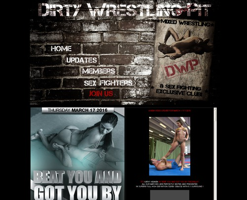 Love fill dirtywrestlingpit siterip
