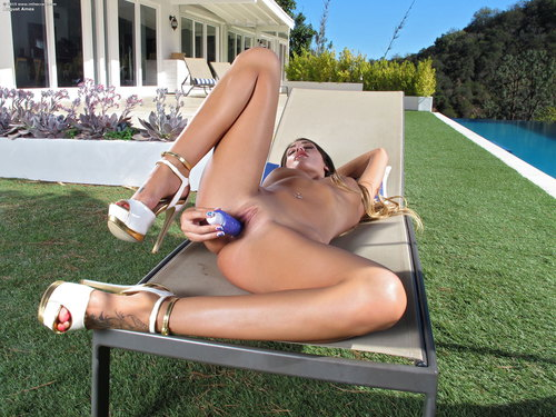 August Ames 9