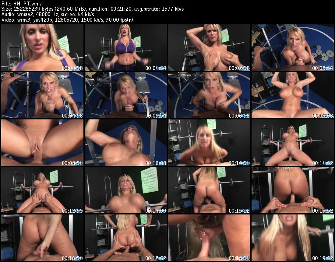 Holly Halston Tit Ness 37