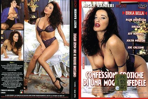 Le confessioni porno di una moglie puttana amante dei negri