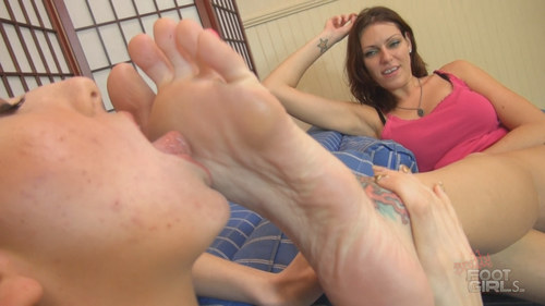 domination foot