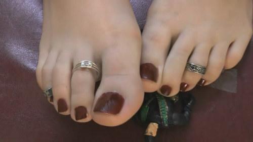 extreme foot-worship