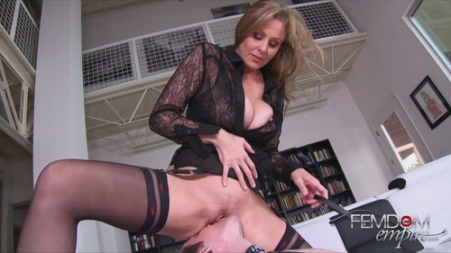 Latex dominatrix julia ann trains cock whore tony orlando 9
