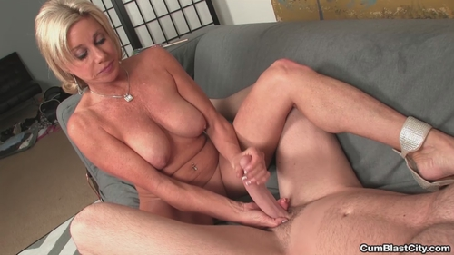 Truly horny neighbor handjob love watching
