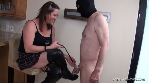 Busty wife blow job