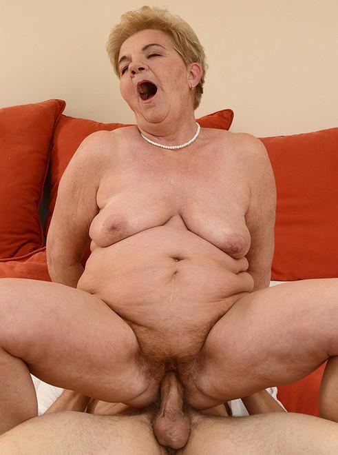 Naked grandmas gone wild