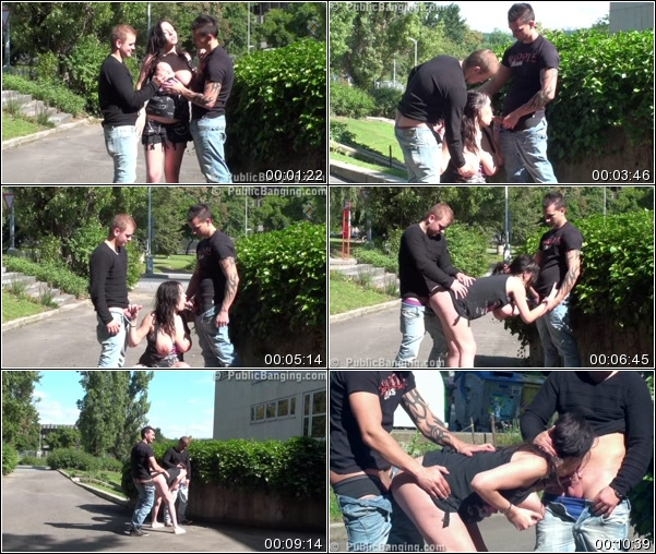 Nudity Public Aktive 38