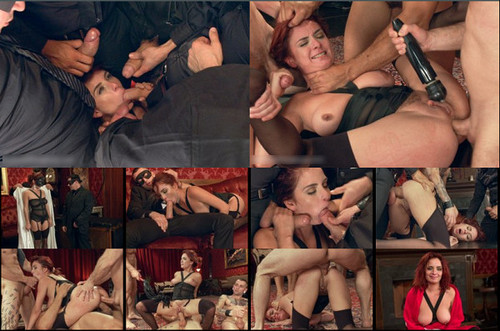 Ashlee Graham - High End Slut services BDSM Gentlemen's Club!! [HD 720p] - HardcoreGangBang.com / Kink.com