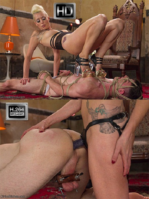 DivineBitches.com/Kink.com - Lorelei Lee and Artemis Faux - A Divine Bitch Always gets what she wants [HD 720p]