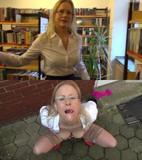 blondehexe - Bitte nicht Chef - ich mache es wieder gut! [FullHD 1080p] (MDH)