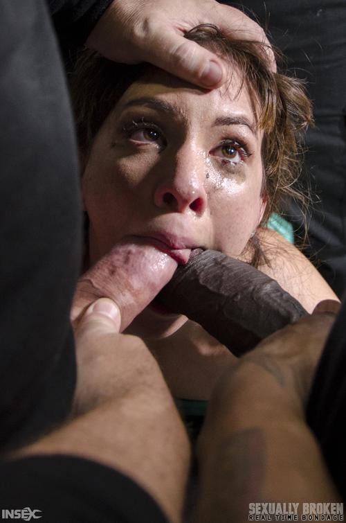 Devilynne - Messy little Devilynne trained on fuckboard by BBC as she melts into a drooling cumslut! [HD 720p] (SexuallyBroken)