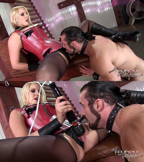 Vanessa Cage - It's All About Me [FullHD 1080p] (FemdomEmpire)