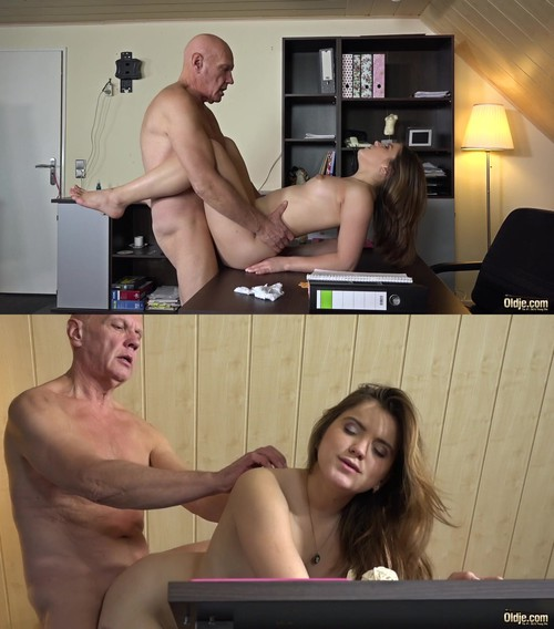 Evelina Darling - Mr. Teacher, Give Me Sex! (Old and Young) [FullHD 1080p]