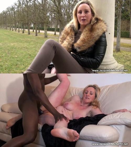 Clara - Clara voulait essayer la sodomie avec un black bien monte ! [SD 360p] (JacquieetMichelTV)