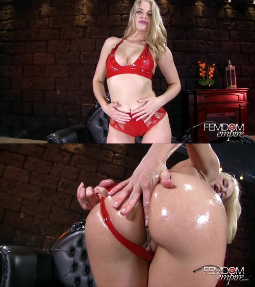 Anikka Albrite - Worship My Sweaty Ass [FullHD 1080p] (FemdomEmpire)