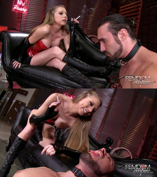 Shawna Lenee - You don't like smokers? [FullHD 1080p] (FemdomEmpire)